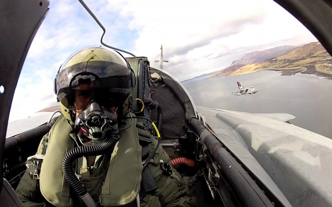 RAF Tornado cockpit