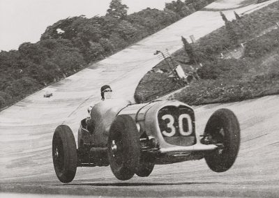 33 gallery projects - John Cobb in the Napier-Railton Neg F618